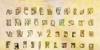 Subway Scribble Font receipt