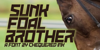 Sunk Foal Brother Font dog animal