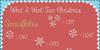 What I Want For Christmas Font screenshot font