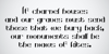 Gehenna Font typography font