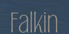 Falkin Sans PERSONAL Font blackboard handwriting