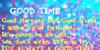 GoodTime Font light