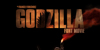 Godzilla MovieFont screenshot book