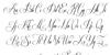 Respective Font Letters Charmap