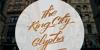 King City Free Font handwriting text