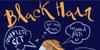 Vtks BlackHair Font handwriting cartoon