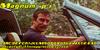 Magnum p.i. Font screenshot poster