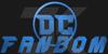 DC Fandom Font poster