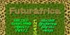 Futurafrica Font screenshot text