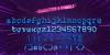 Monosphere Personal Use Font screenshot font