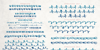 Braton Composer Stamp Rough Font handwriting text