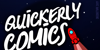 Quickerly Comics Font poster