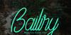 Bailiry (Demo) Font poster