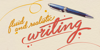 Unthrift Personal Font handwriting stationary