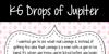 KG Drops of Jupiter Font text screenshot