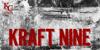 Kraft Nine Font tree sign
