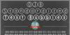 DJB Standardized Test Font screenshot design