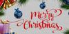 Druchilla Font handwriting christmas tree
