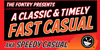 FTY SPEEDY CASUAL NCV Font bottle text