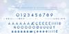 Snow Kei Font poster
