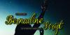 Bernadine Script Font screenshot poster