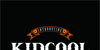 KIDCOOL DRAGON Font poster design