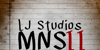 LJ Studios MNS 2 Font handwriting text