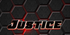 Justice Font screenshot honeycomb