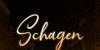 Schagen Font poster