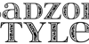 itsadzokeS02 Font design cartoon