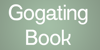 Gogating Book Font design screenshot