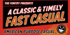 American Purpose Casual Font bottle text