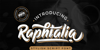 Raphtalia (Personal Use Only) Font design typography