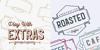 Goldana Base Font text design