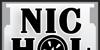 FHA Nicholson French NCV Font design poster