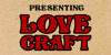 Love Craft Font poster