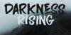 Darkness Rising DEMO Font handwriting typography