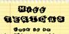 MissTerious Font handwriting screenshot
