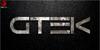 Gtek Technology Font screenshot text