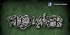 FLOWER Font cartoon screenshot