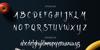 Godfeem Font text screenshot