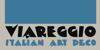 DK Viareggio Font screenshot design