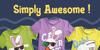Funky Bunny Font cartoon text