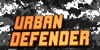 Urban Defender Font screenshot poster