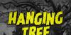 Hanging Tree Font poster