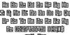 Lunais 1 Regular Font Letters Charmap