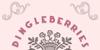 Dingleberries Font drawing design