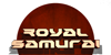 Royal Samurai Font design graphic
