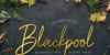 Blackpool Font poster