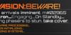 Orbitron Font screenshot design